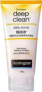 Neutrogena Deep Clean Black Head Eliminating Daily Scrub, 100g