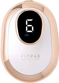 FITPAD キャビテーション EMS ボディケア セルライト除去キャビスパシリーズ 家庭用キャビテーション シェイプアップ 痩身 男女兼用 2種類モード 6段階強 全身美容器