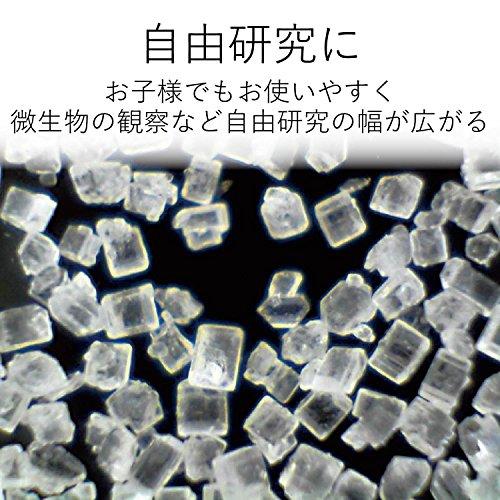 エレコムUSBマイクロスコープ130万画素シルバーUCAM-MS130NSV