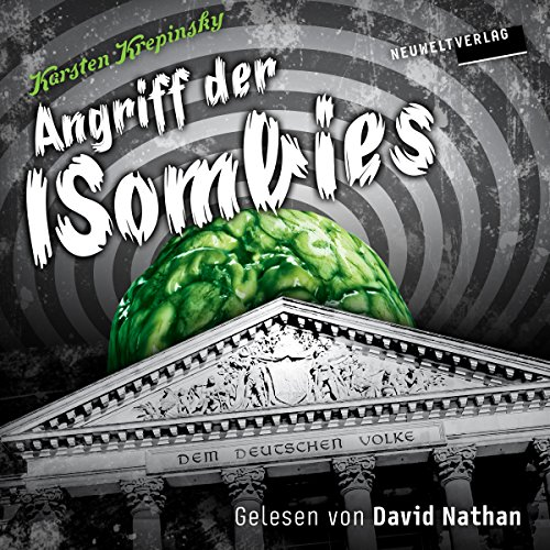 Angriff der ISombies cover art