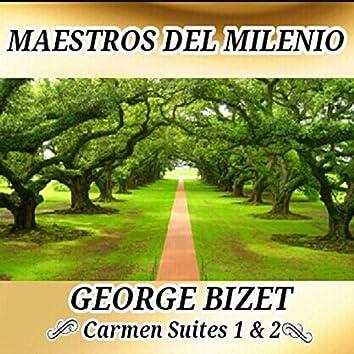 George Bizet, Carmen Suites 1 & 2 - Maestros del Milenio