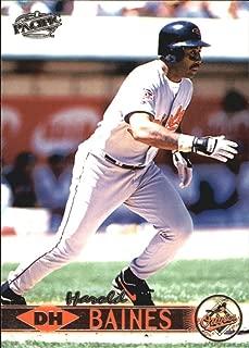1999 Pacific Baseball Card #47 Harold Baines