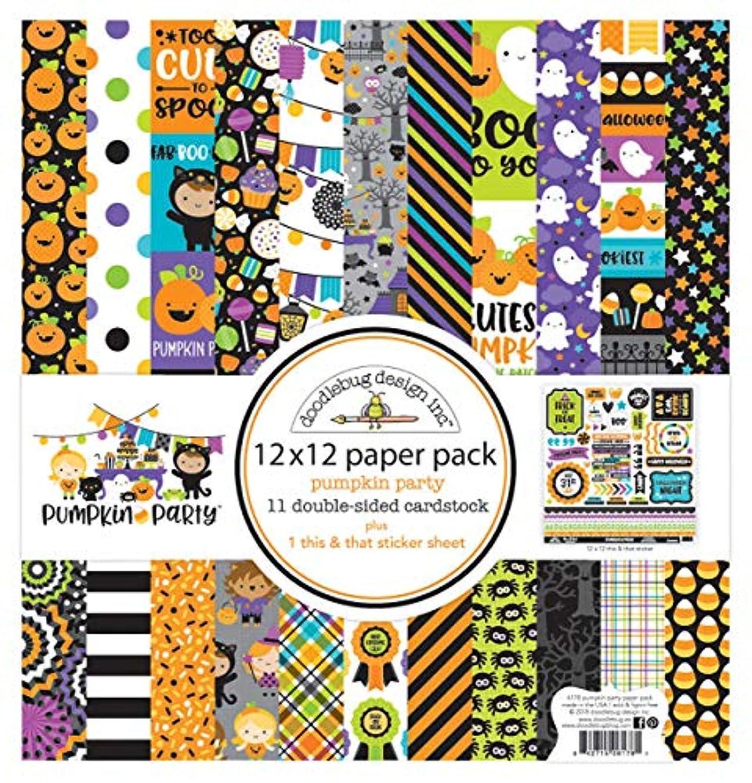 Doodlebug 6178 PP Paper Pack 12x12