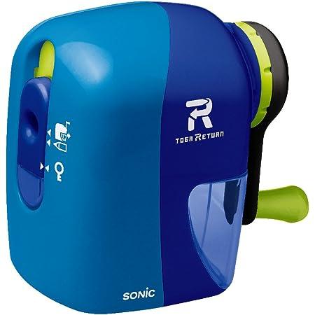 ソニック 鉛筆削り トガリターン 手動鉛筆削り ブルー EK-7022-B