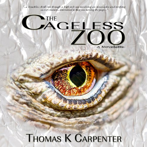 The Cageless Zoo audiobook cover art