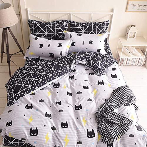 HGFHKL Juego de sábanas con Estampado...