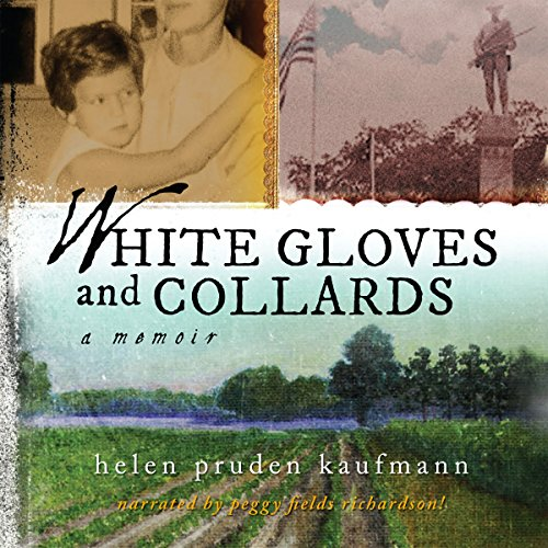 White Gloves and Collards: A Memoir audiobook cover art