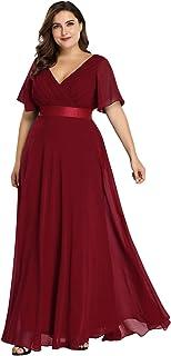 Amazon.com: Plus Size - Formal / Dresses: Clothing, Shoes