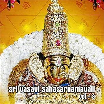 Sri Vasavi Sahasranamavali, Vol. 3