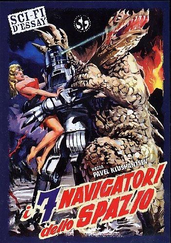 I Sette Navigatori Dello Spazio [Italian Edition] by georgi zhzhyonov