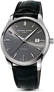 Frederique Constant Classics Index Automatic Movement Grey Dial Men's Watch FC-303LGS5B6