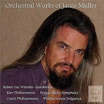 Orchestral Works of Jacco Müller