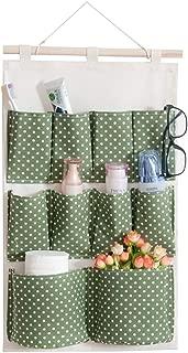 Shinely Plus Size 4x Wand H/ängeorganizer Wandtaschen Baumwolle Aufbewahrungstasche h/ängenden H/ängeaufbewahrung Beutel Maritime T/ür zur/ück Aufbewahrungstasche