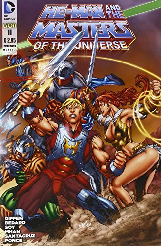 He-Man and the masters of the universe (Vol. 11)
