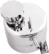Best Aluminium Radiator Coolant Water Overflow Expansion Tank Reservoir for Mini Cooper S R52 R53 (Polished) Reviews