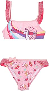 Peppa Pig Bikini de natación para niñas de 2 piezas
