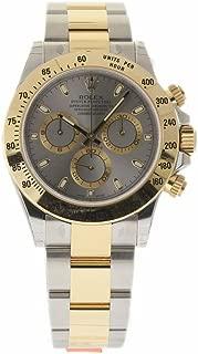 Rolex Daytona Swiss-Automatic Male Watch 116523 (Certified Pre-Owned)