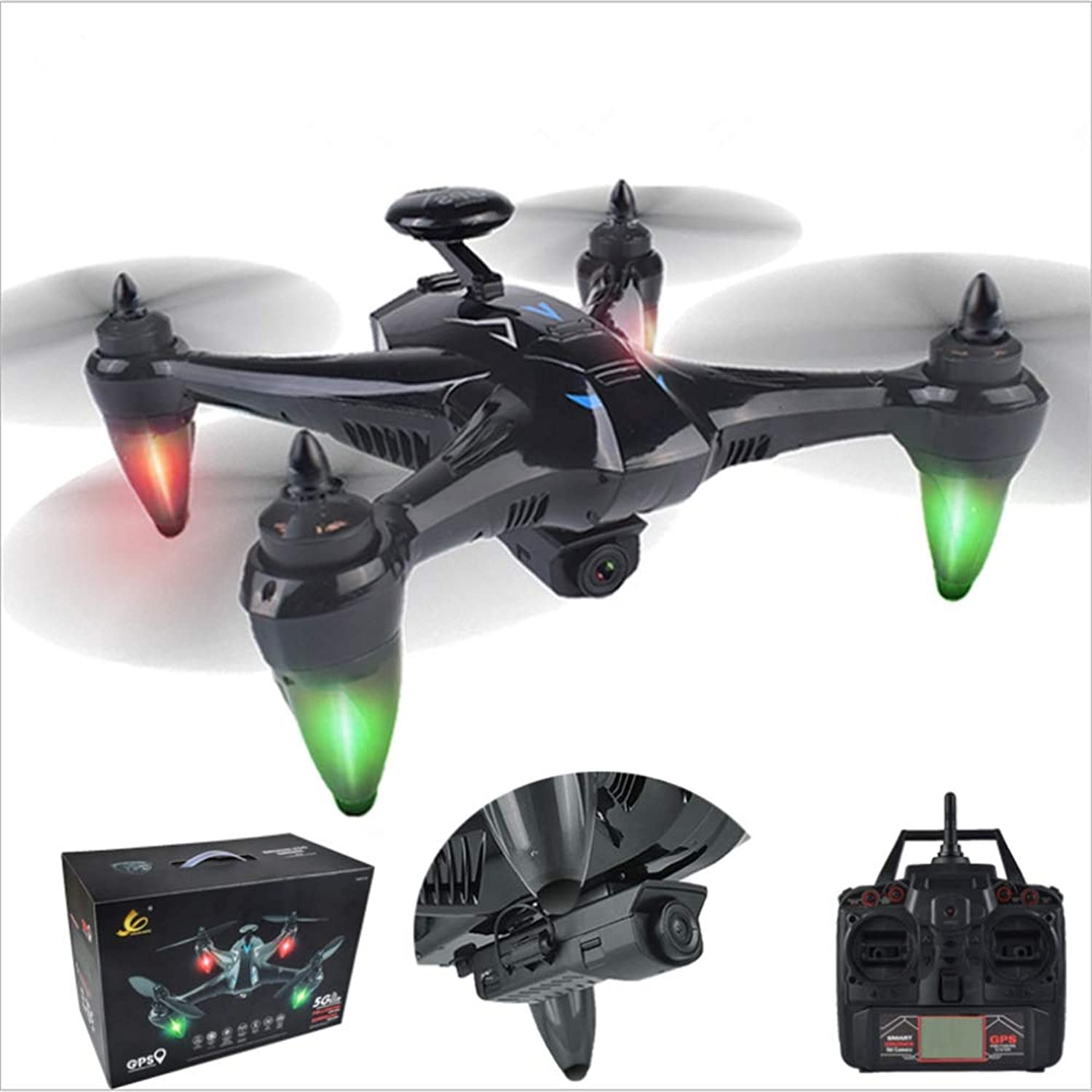 HXYL HXYL HXYL Drone With Camera For Adults, Aerial Camera Captain Camera Aerial Photography, Follow Surround Remote Control Aircraft 4bf49b
