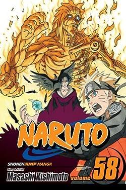 Naruto, Vol. 58: Naruto vs. Itachi (Naruto Graphic Novel)