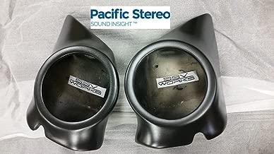 SSV Works RZ3-FKP77-U Custom Polaris RZR Front Kick Pods designed for 7.7