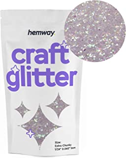 pearl white glitter spray paint