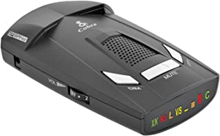 Cobra ESR800 12-Band Radar Detector With LED Icons And Voice/ ESR 800