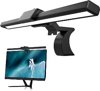 YOUKOYI モニターライト LED ライト 掛け式pc デスクライト タッチセンサー 無段階調光 3種類色温度 目に優しい USBライト 省スペース PC作業/残業/寝室/卓上/読書 に対応