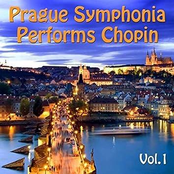 Prague Symphonia performs Chopin, Vol. 1