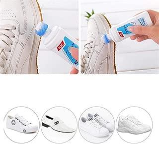 靴クリーナー 白い靴専用クリーナー 白い靴スクラブ 白いアーティファクトスポンジ用 ホワイトシューズクイックホワイトニング剤