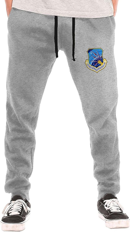 Chuwewebaihu Air Force Communications Service Mans Teen Long Pants Underwear Trunks Fleece Pants