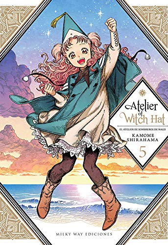 ATELIER OF WITCH HAT N 05