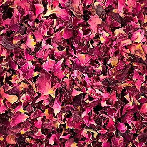 1L Rose Petal Confetti - Burgundy by Stripey Finds