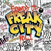 SOUNDS OF FREAK CITY VOL.1