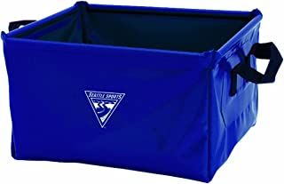 Seattle Sports Outfitter Class Collapsible Square Pack Sink Dish Wash Basin for Camping