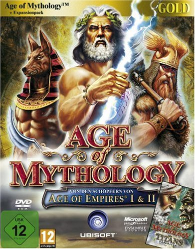 Age of Mythology - Gold Edition [Software Pyramide]