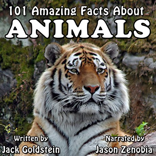 101 Amazing Facts About Animals audiobook cover art