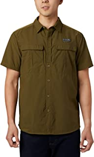 Columbia Cascade Explorer Camisa de Manga Corta