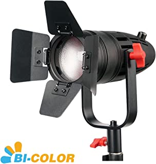 1 unidad Came-TV Boltzen 30W Fresnel Fanless LED enfocada bicolor con bolsa