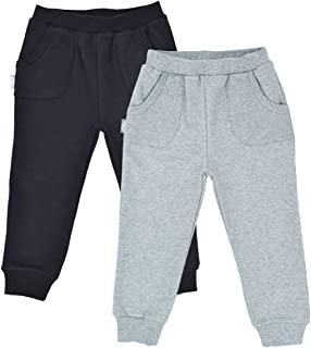 Quần dành cho bé trai – Sweatpants, Joggers for Baby Toddler Kids, Boys or Girls 1pc or 2Pck, Cozy Soft Lined