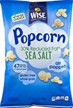 Wise Foods 30% Reduced Fat Sea Salt Air Popped Popcorn (6 Bags)