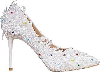 chaussure feuillu