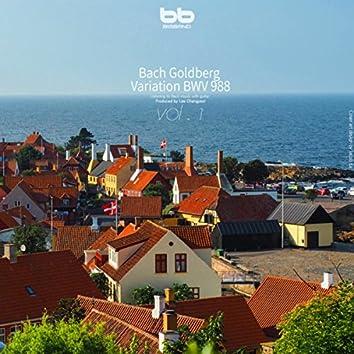 Bach Goldberg Variation BWV 988, Vol. 1 (Classical Lullaby,Prenatal Care,Prenatal Music,Pregnant Woman,Baby Sleep Music,Pregnancy Music)