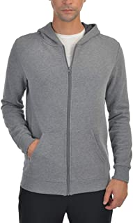 Sponsored Ad - Men's Athletic Hoodie Fleece Lined Thermal Sweatshirt Workout Pullover Hooded Jacket
