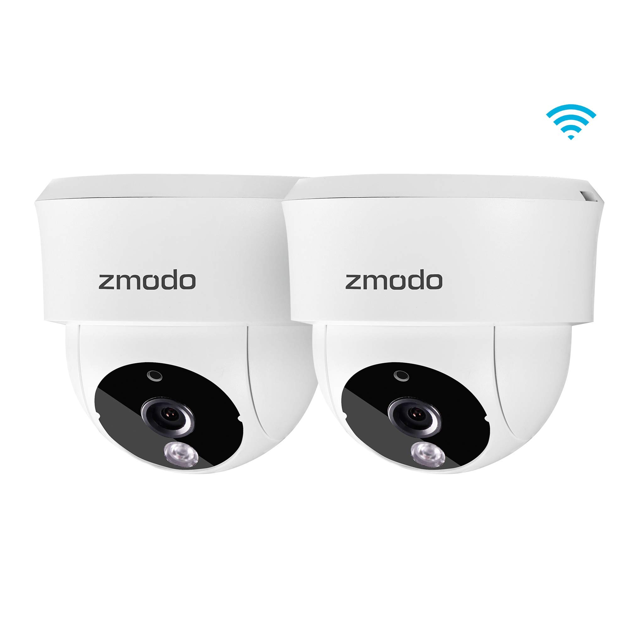 Zmodo Wide Angle Wireless Security Monitoring