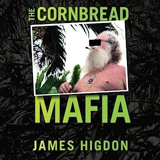 The Cornbread Mafia audiobook cover art