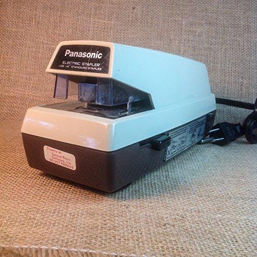 Panasonic AS-300 Electric Stapler Heavy Duty