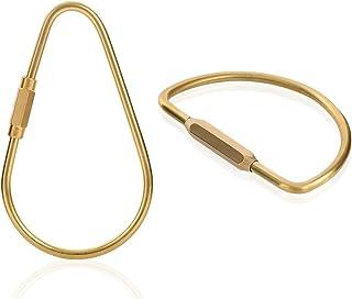 حلقه زنجیره ای کلید قفل برقی PPFISH با دوام