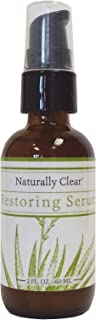 Metabolic Maintenance Naturally Clear Restoring Serum - Target The Appearance of Wrinkles, Fine Lines & Uneven Skin with H...