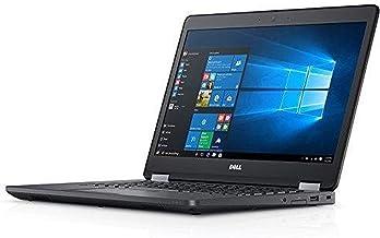 Fast Dell Latitude E5470 HD Business Laptop Notebook PC (Intel Core i5-6300U, 8GB Ram, 256GB Solid State SSD, HDMI, Camera...