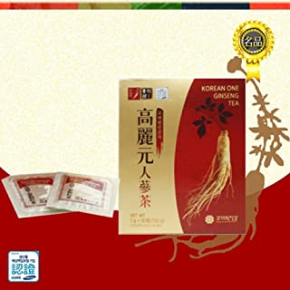 Korea Ginseng Granulated Tea 3g x 50T